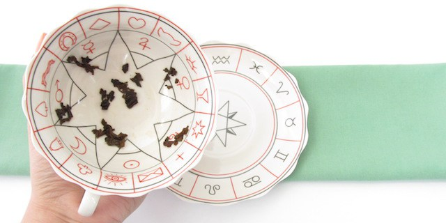 How to Predict the Future using Tea Leaf's?