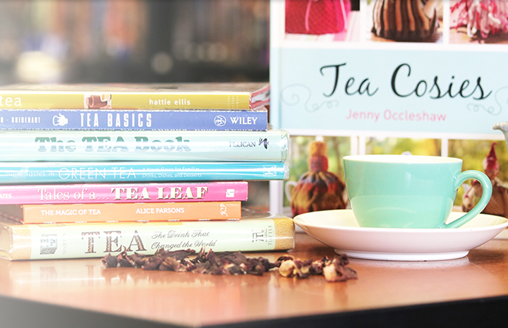 The Absolute Book for Tea Lovers!