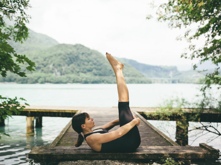 Eight Outdoor Yoga Classes to try!