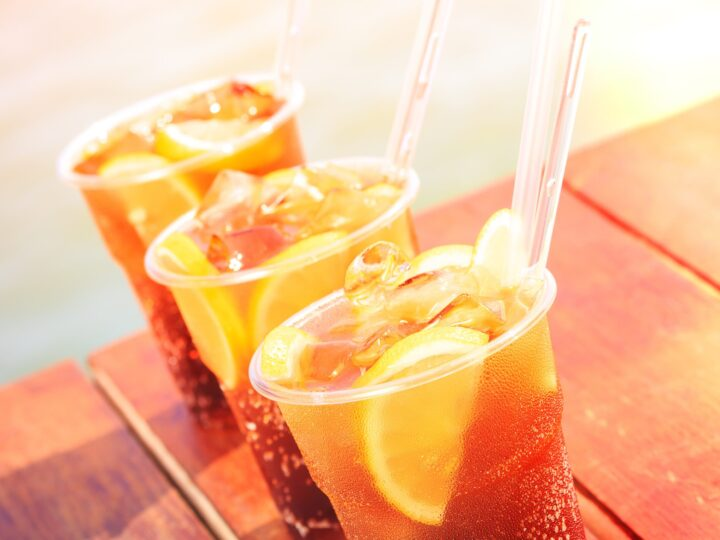 Try our Homemade Peach Iced Tea Recipe!