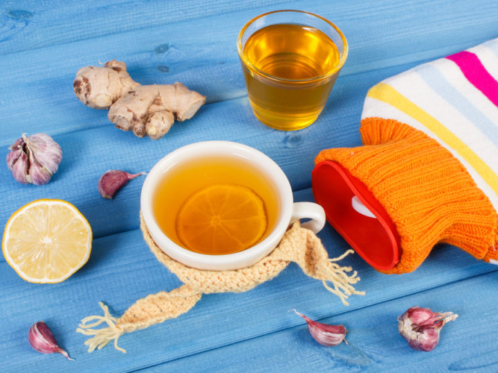Tea to Cool Your Body Temperature – Even against Fever