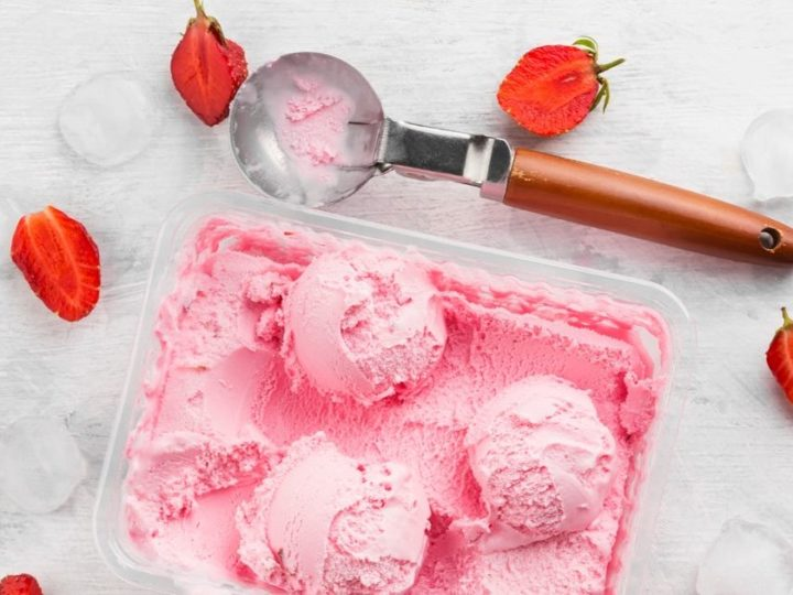 How to create a Tea infused Ice Cream?